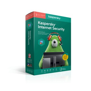 Phần Mềm Kaspersky Internet Security 1-5PC/1Year:5PC/1Year:5PC/1Year