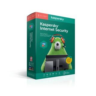 Phần Mềm Kaspersky Internet Security 1-5PC/1Year