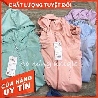 Áo chống nắng cao cấp thông hơi nữ làm mát vải nhật ( màu ngẫu Nhiên) – Hàng nhập khẩu
