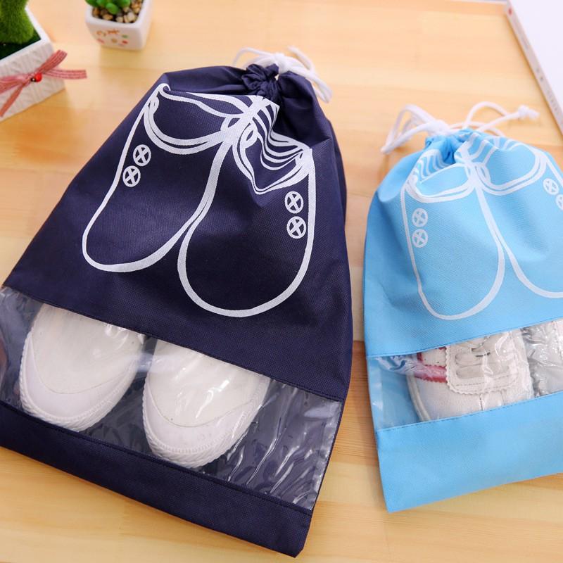 Túi rút dây đựng giày chống nước cho đi du lịch