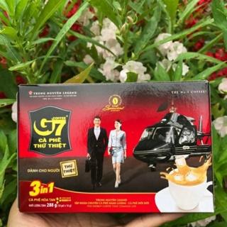 Cà phê G7 hộp 18 gói