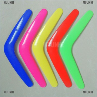 V Shaped Boomerang Toy Kids Throw Catch Outdoor Game Plastic Toy [MULINHE]