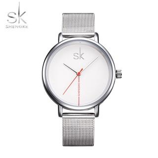 [SHENGKE OFFICIAL] Đồng hồ nữ Shengke Korea K0050L-01 chính hãng thumbnail