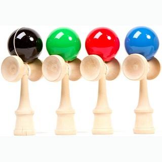 Đồ chơi Kendama Standard Nhật Bản Cỡ Lớn | Màu Sắc Đa Dạng, Sơn Cựu Bền Màu