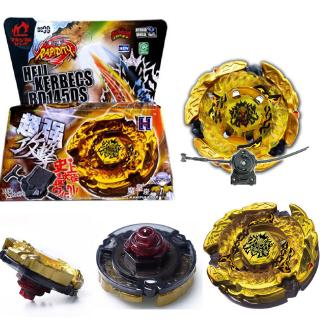 [ready stock]COD Beyblade Metal Battle Toy Fusion Top BB99 Hades / Hell Kerbecs BD145DS masters