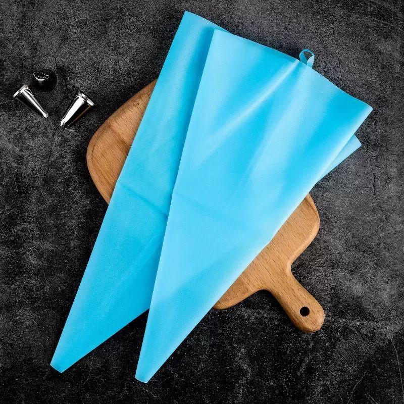 Túi bắt kem silicon dùng nhiều lần