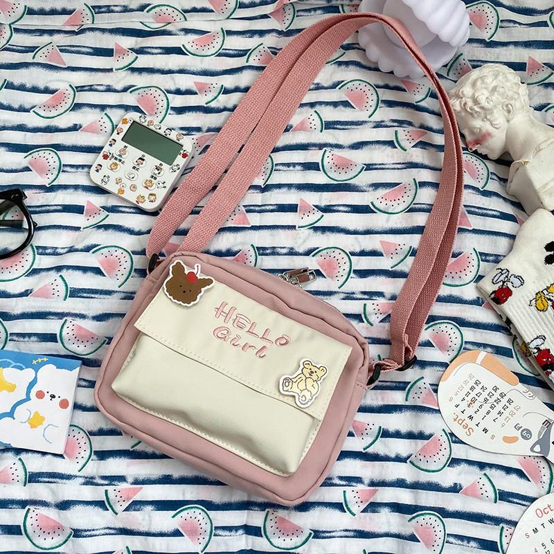 Túi vải thời trang canvas tote đựng đồ quần áo thời trang TX596