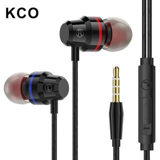 Tai nghe KCO M5 tích hợp mic chuyên dụng điều khiển âm bass cho chơi game