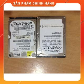HDD western 80gb tốc độ 5400prm sata 2.5 ich ( chuyên dành cho laptop ) thumbnail
