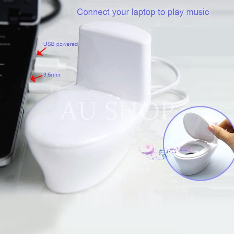 AUS Computer Sound Box Desktop Notebook Speaker USB Stereo Speakers Giá chỉ 129.111₫