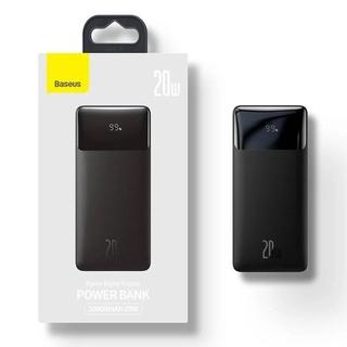 Sạc pin dự phòng 20000mah bipow cho iphone ipad android samsung oppo xiaomi sạc nhanh 20w chính hãng baseus