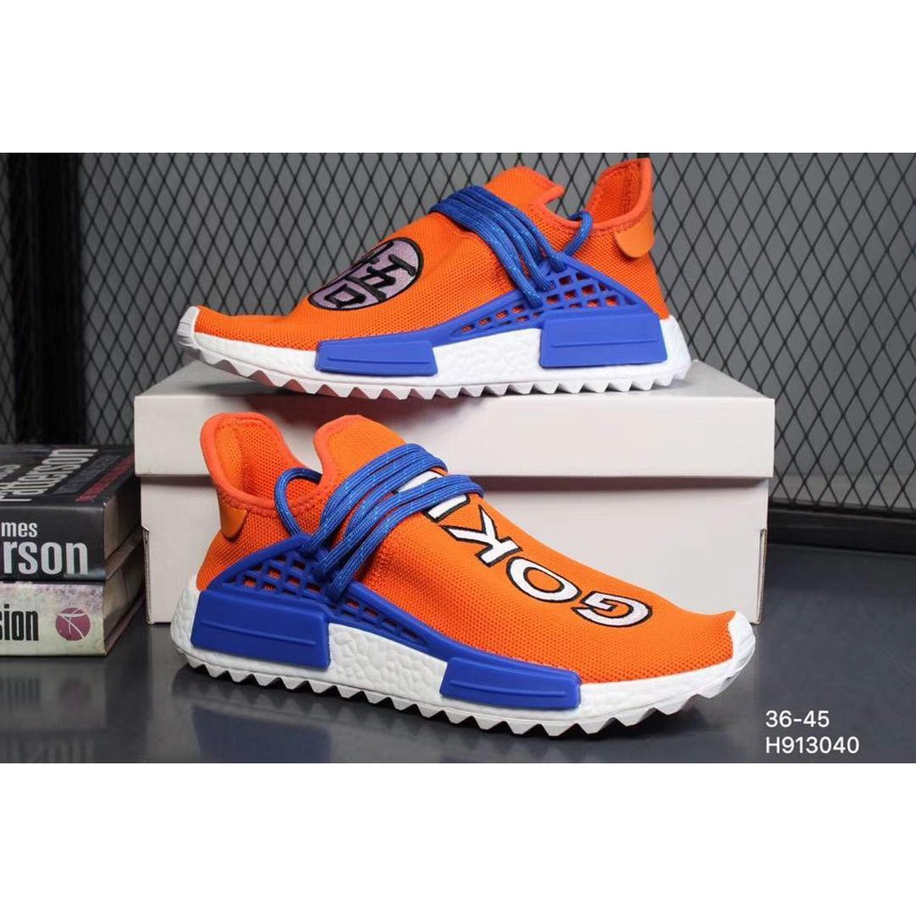 quality design 032ee 81d19 ADIDAS NMD HUMAN RACE DRAGON BALL SNEAKER MEN SHOES - ADIDAS ...
