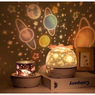 Đèn ngủ chiếu sao – Đèn ngủ 3D chiếu trần ngàn sao, cổ tích, đại dương xoay tự động lãng mạn – dùng được cho bé !!!!!!!!