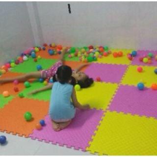 Hà nội – Bộ 4 miếng xốp ghép lót sàn, thảm lót sàn thảm xốp lót sàn