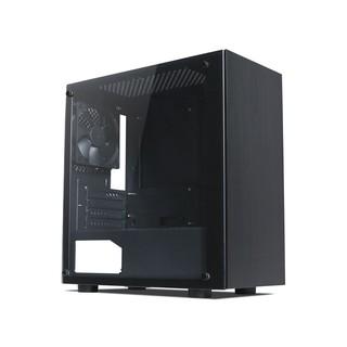 Vỏ máy tính (Case) MIK Nexus M - Black (Hỗ trợ Main ITX, mATX) thumbnail