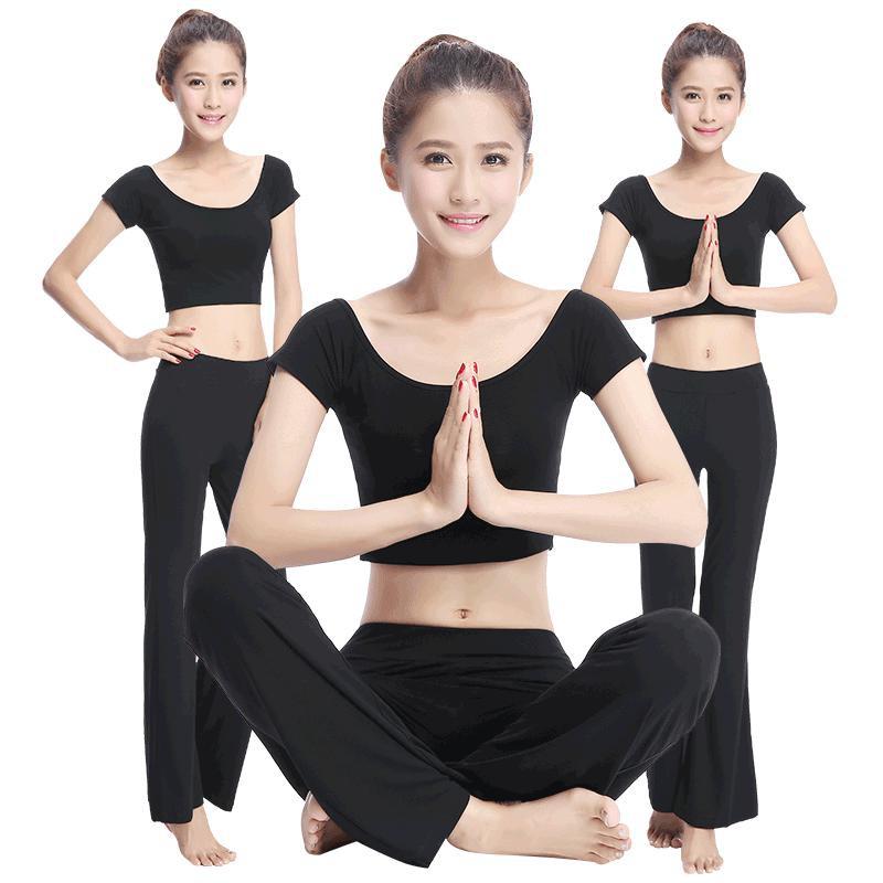 Bộ Quần Áo Tập Yoga - 21744926 , 4409357035 , 322_4409357035 , 281800 , Bo-Quan-Ao-Tap-Yoga-322_4409357035 , shopee.vn , Bộ Quần Áo Tập Yoga