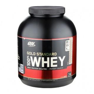 [FREESHIP + CHÍNH HÃNG] Sữa Tăng Cơ Cho Người Tập Gym- Optimum Nutrition Whey Gold Standard 5Lbs (2.3KG) [100% USA] thumbnail