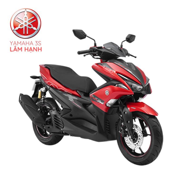 [Nhập APXEMAY30 giảm 1 Triệu TT AirPay] Xe Yamaha NVX 155 Premium 2019 (Đỏ)