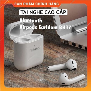 [SIÊU HOT] Tai Nghe Bluetooth Airpods Earldom ET-BH17 Hàng Chính Hãng - Bảo Hành 24 Tháng thumbnail