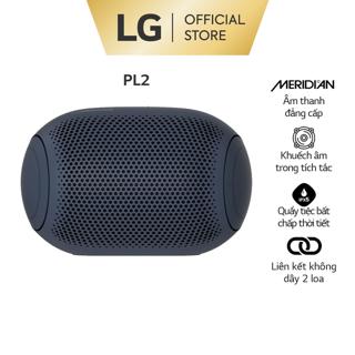 [Mã ELLGJULY giảm 5% đơn 500K] Loa Bluetooth Di Động LG Xboomgo PL2 - Hàng Chính Hãng - Màu Xanh Đen thumbnail