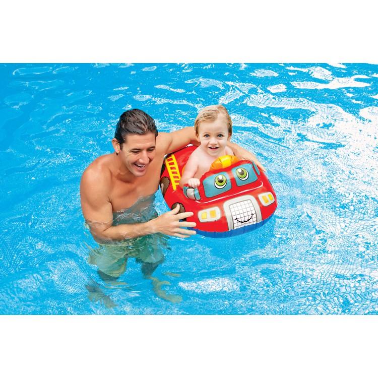 [HCM] Phao bơi xỏ chân Intex cho bé – ảnh thật