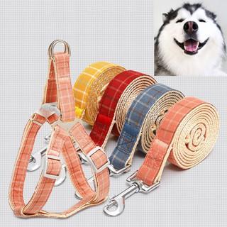 [FREESHIP]Dây dắt chó đi dạo chất liệu vải cotton thoải mái phù hợp với cún từ 1.5kg - 20kg YEUPET thumbnail