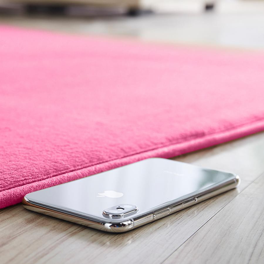 [20 MÀU] Thảm Nhung Mềm trải sàn trải sàn phòng khách, phòng ngủ  cực an toàn cho bé kích thước 1m6 x2m và 1m6 x1m