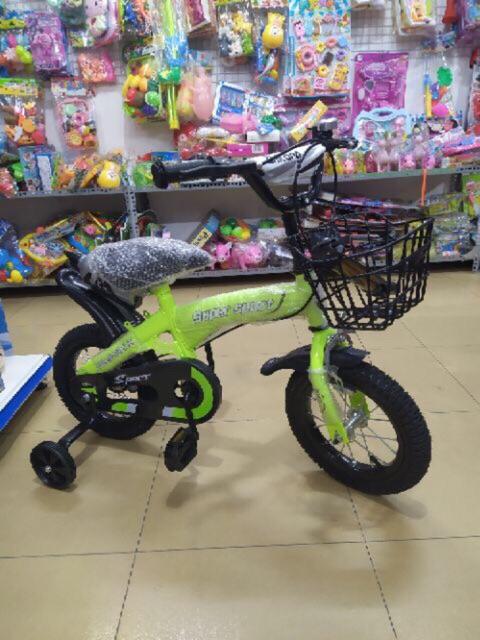 Xe đạp thể thao trẻ em - xe đạp trẻ em thể thao SPORT M221 14icnh và 16icnh