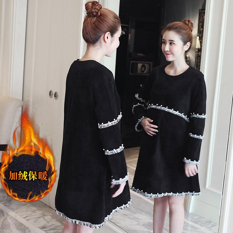 [Hàng có sẵn] Váy bầu thu đông dài tay nữ tính thời trang - 2464788 , 936323026 , 322_936323026 , 289000 , Hang-co-san-Vay-bau-thu-dong-dai-tay-nu-tinh-thoi-trang-322_936323026 , shopee.vn , [Hàng có sẵn] Váy bầu thu đông dài tay nữ tính thời trang