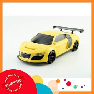 Xe ô tô điều khiển từ xa cho bé yêu (Nhiều màu) – Tặng kèm 6 pin
