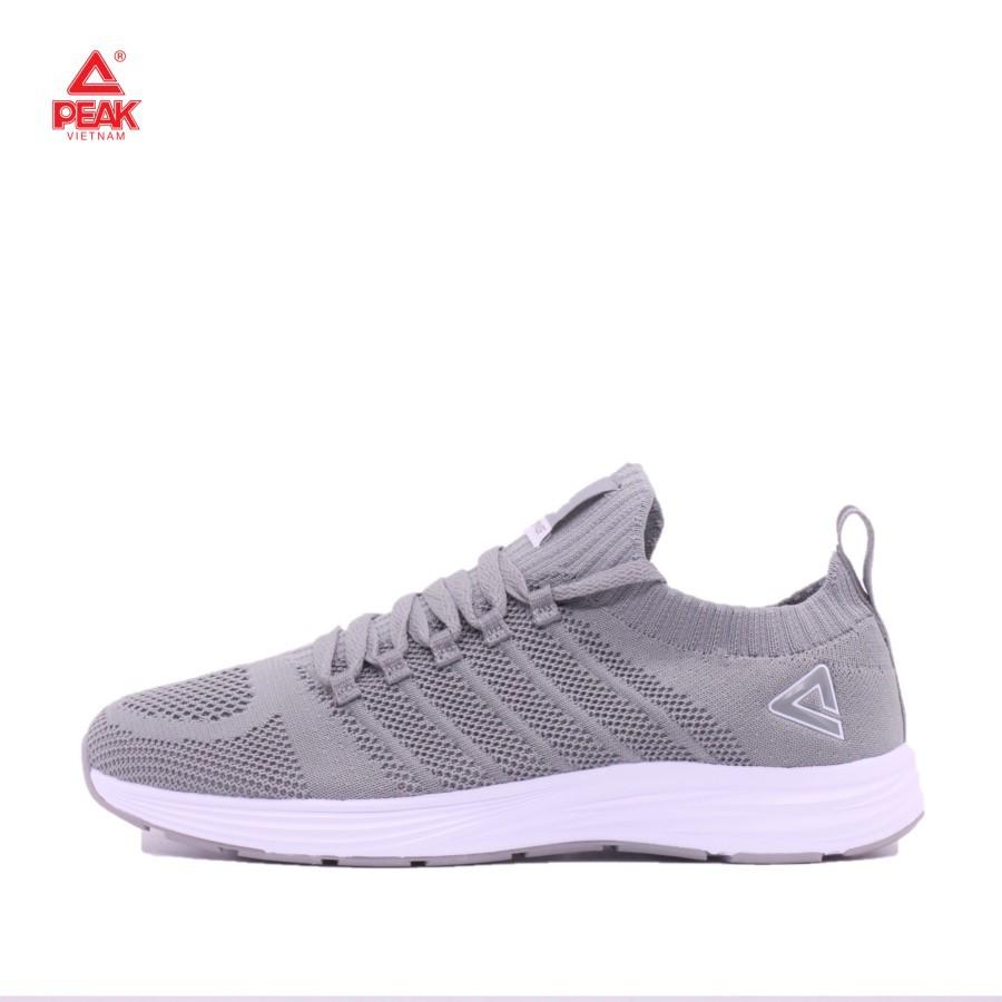 Giày Chạy Bộ Thể Thao Nam PEAK Feather Lite EW0127H