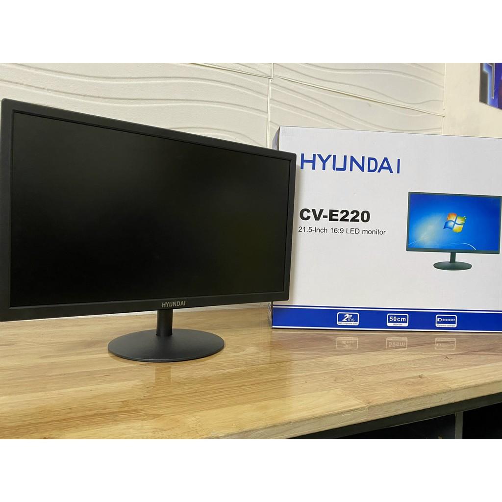 [THANH LÝ] Màn hình 22 inch - Huyndai - Full HD- công nghệ Nhật - MƠI 100%- Bảo hành 3 tháng