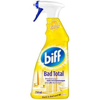 Dung dịch vệ sinh nhà tắm Biff Bad Total, HÀNG ĐỦ BILL