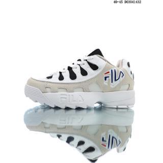 Giày thể thao chính hãng FILA FHT RJ-JAGGER Giày thể thao Olddy Cool Men Chàng trai Học sinh Giày thể thao P-4 40-45
