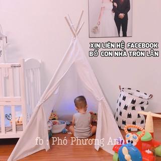 Lều vải cho bé – Lều Vải Cổ Tích – Lều Chụp Ảnh