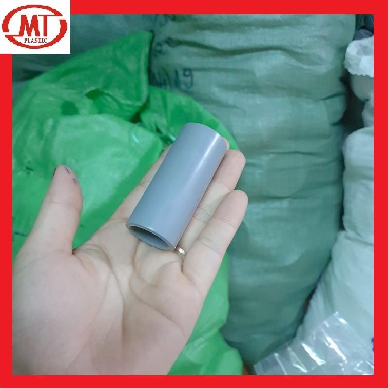 Nối thẳng, nối măng song nhựa PVC 21,27,34,42 Hiệu Mặt Trời