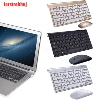 {forstrehhuj}Wireless Keyboard and Mouse Set 2.4 GHz Wireless Keyboard with Wireless Mouse UUE