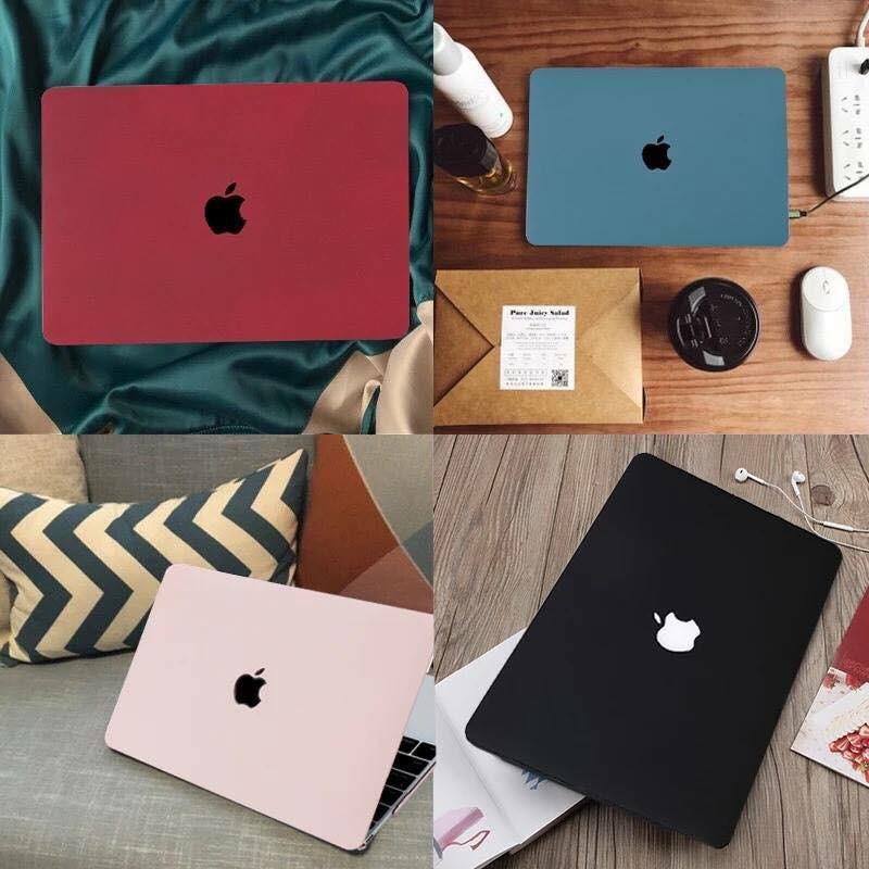 CASE Ốp Bảo Vệ Toàn Diện Macbook Đủ Size 11/12/13/15″-(Tặng bộ nút chống bụi) Giá chỉ 200.000₫