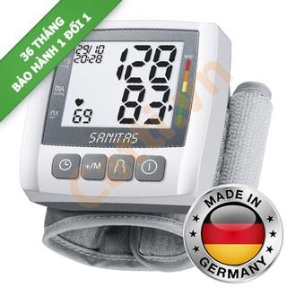 [Chính hãng] Máy đo huyết áp điện tử cổ tay SANITAS SBC21 thumbnail