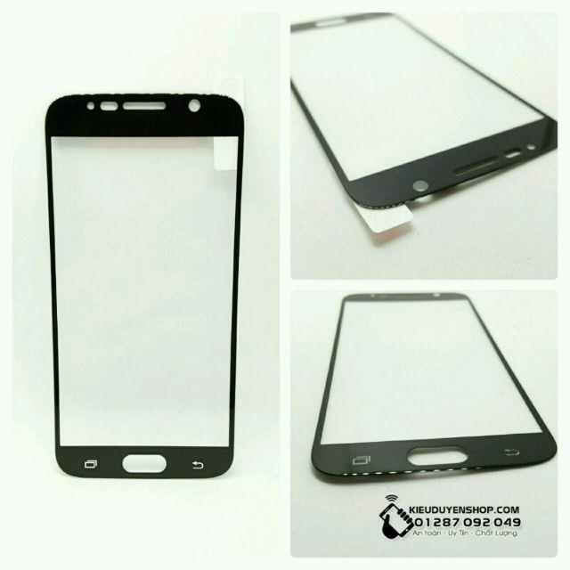 Samsung Galaxy S6 Dán cường lực Full màn hình