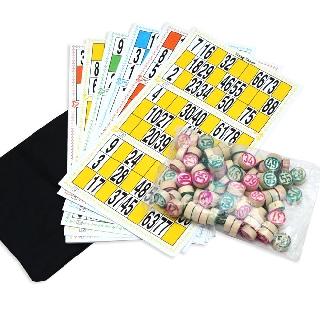 Bộ Trò Chơi Lô Tô Giấy (Bingo Lotto Việt Nam) – SL có hạn