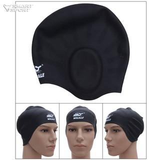 Mũ bơi che tai Sbart – Đen