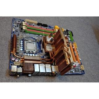 Bo mạch chủ socket 775 (đã qua sử dụng)