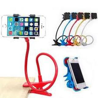 Kẹp điện thoại - Kẹp đuôi khỉ đỡ điện thoại thông minh xoay 360 độ