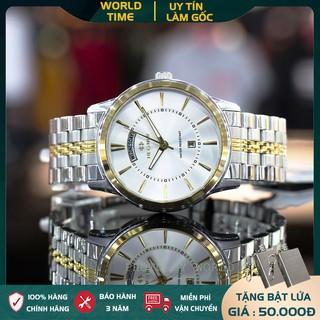 Đồng hồ nam Hegner HW-1655 , Full box, Chống xước, Chống nước, Hàng phân phối Chính Thức, Bảo hành 03 năm thumbnail