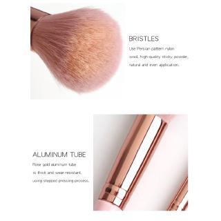Hình ảnh Bộ cọ trang điểm MAANGE 11 chiếc cọ Makeup chuyên dụng 130g-6