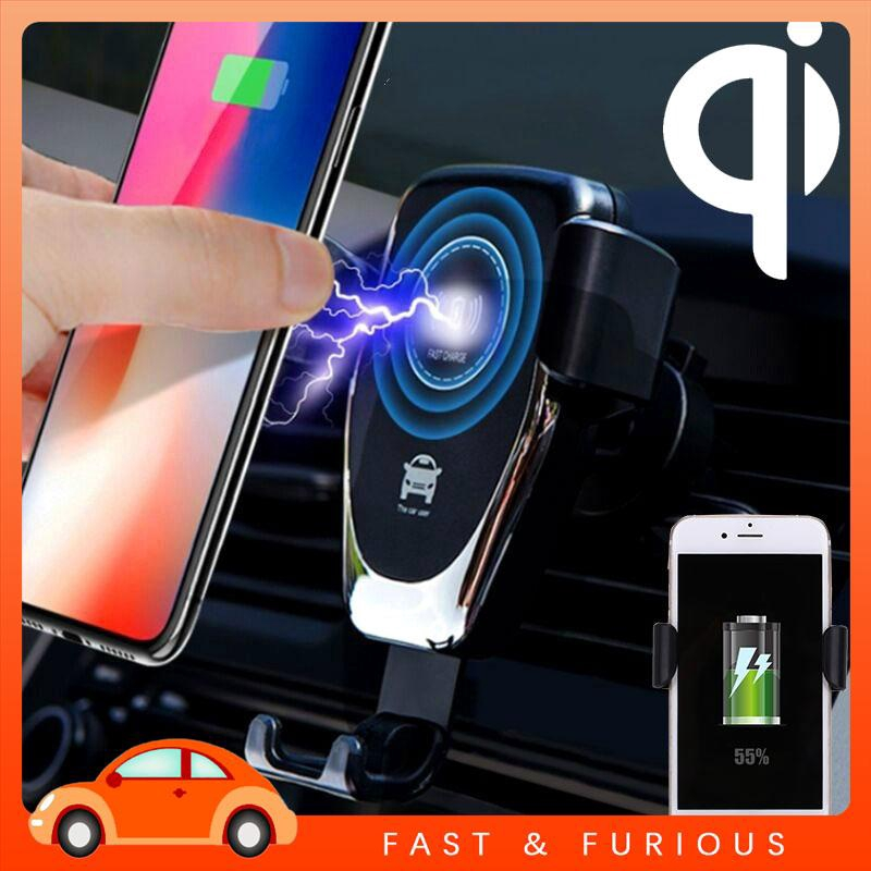 UU Phone Gravity Bracket Phone Charging Fast 10W 7.5W 5W Automobile Car Interior Air Outlet
