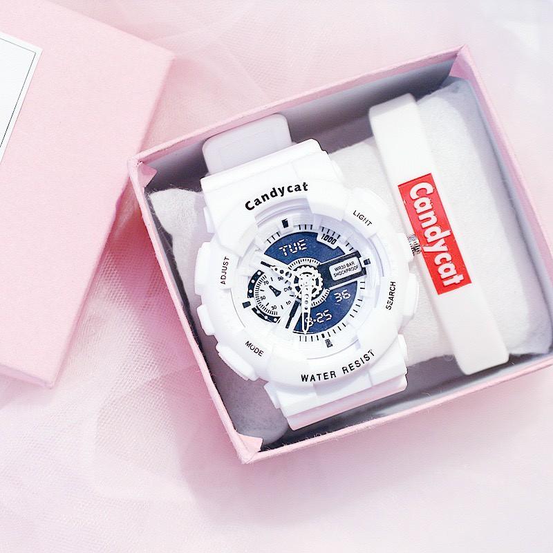 Đồng hồ dây đeo tay thời trang nam nữ đẹp rẻ MATINE DH16