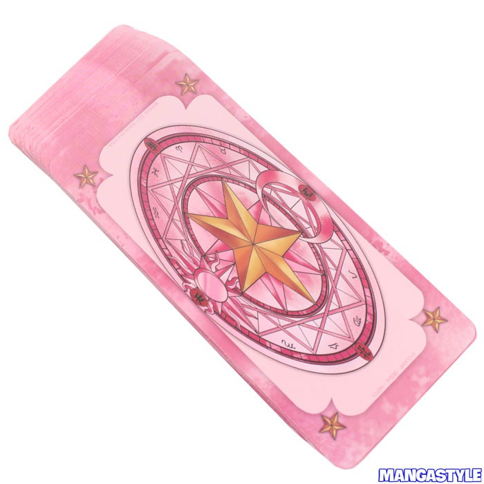 Bài The Clow Cardcaptor Sakura Hồng 2