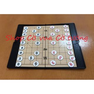 Wallet chinese chess sets (Bộ cờ tướng dạng ví)